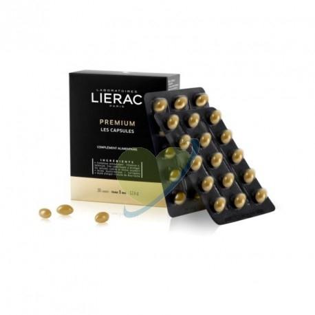 Lierac Premium Les Capsules Integratore Anti-età Globale 30 Capsule