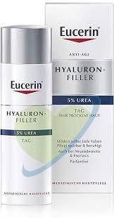 EUCERIN HYALURON-FILLER - TEXTURE RICCA GIORNO CREMA ANTIRUGHE, 50ML