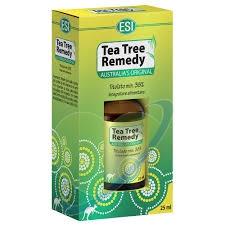 Esi Tea Tree Remedy Oil Olio Essenziale 25 ml