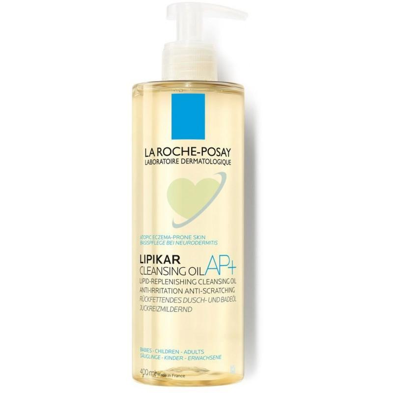La Roche Posay Lipikar  Ap+ Olio Detergente Relipidante 400ml