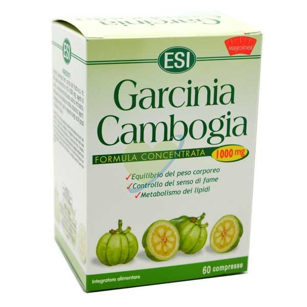 Esi Garcinia Cambogia 60compresse