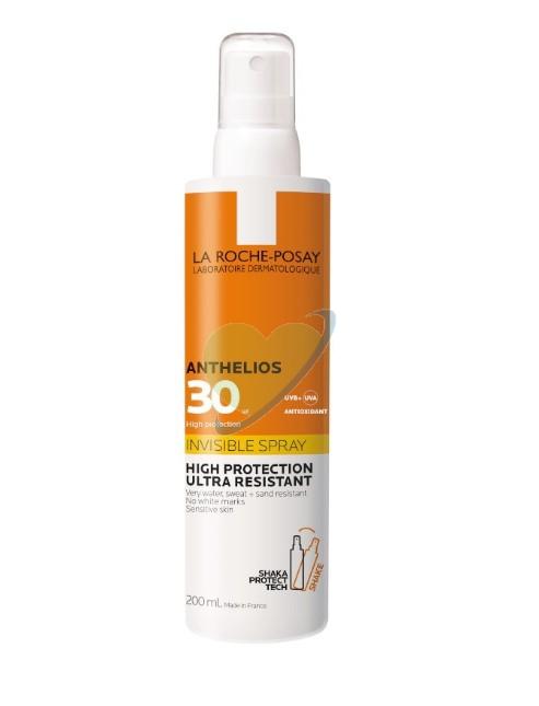 La Roche Posay Anthelios Spray Invisibile SPF 30 200ml