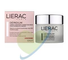 Lierac Linea Deridium Crema Anti-Età Nutriente Pelli Secche e Ultrasecche 50 ml