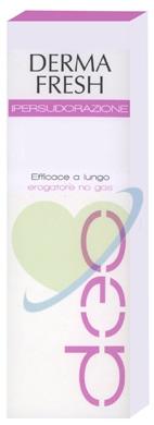 Dermafresh Linea Ipersudorazione Efficace a Lungo Emulsione Piedi 100 ml