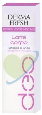 Dermafresh Linea Ipersudorazione Efficace a Lungo Latte 50 ml