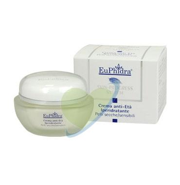 EuPhidra Linea Skin-Progress System Crema Anti-Età Iperidratante 40 ml