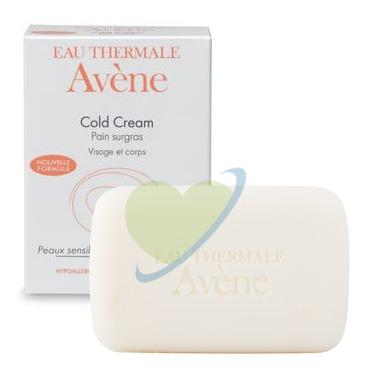 Avene Linea Cold Cream Pane Surgras Detergente Idratante Pelli Sensibili 100 g
