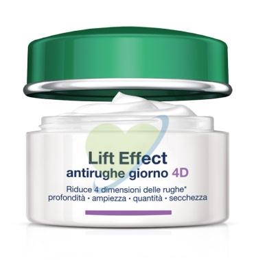 Somatoline Cosmetic Linea Lift Effect 4D Trattamento Giorno Antirughe Viso 50 ml