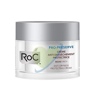 RoC Linea Pro-Proserve Protettiva Crema Ricca Anti-Secchezza Viso 50 ml