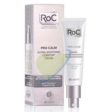 RoC Linea Professional Pro-Calm Crema Fluida Lenitiva Comfort Viso 40 ml