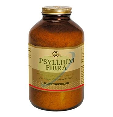 Solgar Linea Intestino Sano Psyllium Fibra Integratore Alimentare 168 g