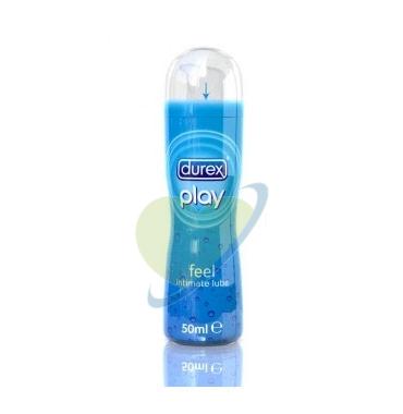 Durex Linea Lubrificanti Top Gel Feel Intimate Lube Gel Intimo 50 ml