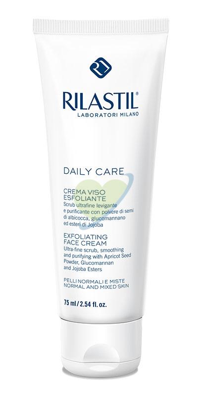 Rilastil Linea Daily Care Crema Esfoliante Pulizia Profonda del Viso 75 ml