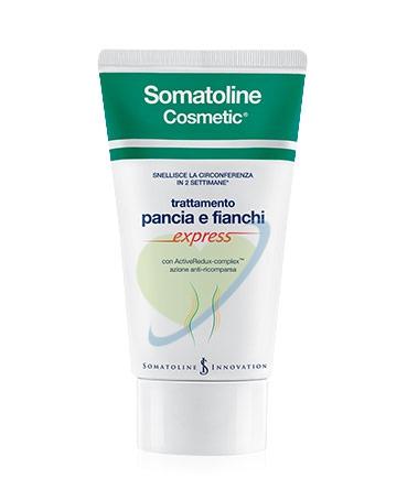 Somatoline Cosmetic Linea Snellenti Express Trattamento Pancia Fianchi 150 ml