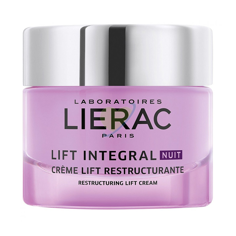 Lierac Lift Integral Notte Crema Viso Effetto Lift-injection 50 ml