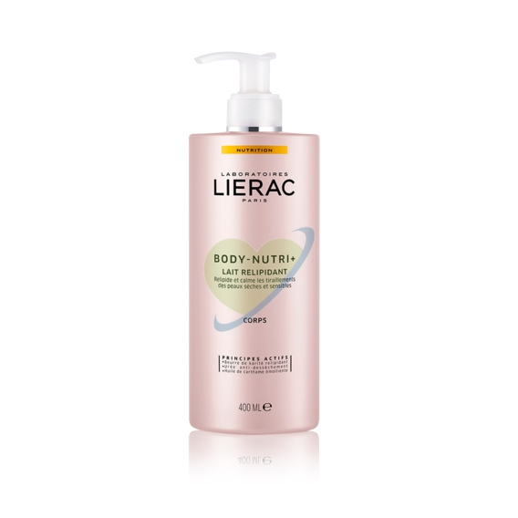 Lierac Linea Corpo Body Nutri + Latte Relipidante Nutriente Fondente 400 ml