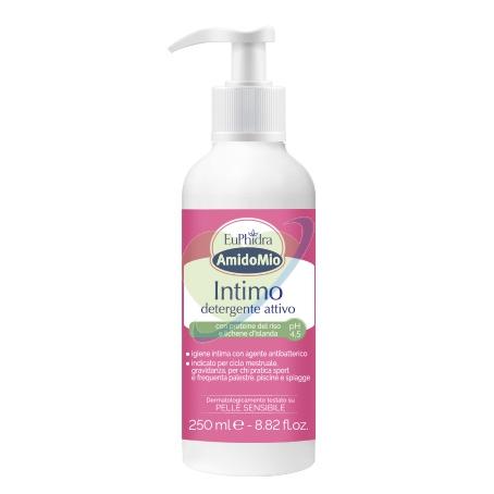 EuPhidra Linea AmidoMio Detergente Attivo Intimo Delicato Pelli Sensibili 250 ml