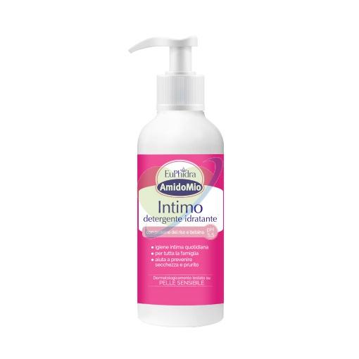 EuPhidra Linea AmidoMio Detergente Idratante Intimo Pelli Sensibili 500 ml