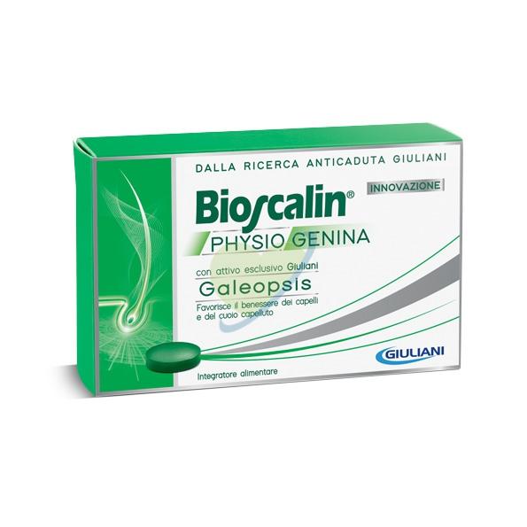 Bioscalin Linea Physiogenina Galeopsis Anticaduta Integratore 30 Compresse