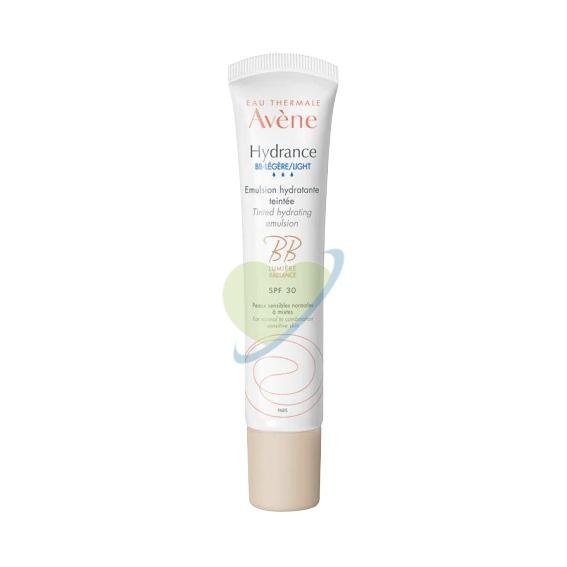 Avene Linea Hydrance BB Cream Legere Crema Leggera Idratante Colorata 40 ml