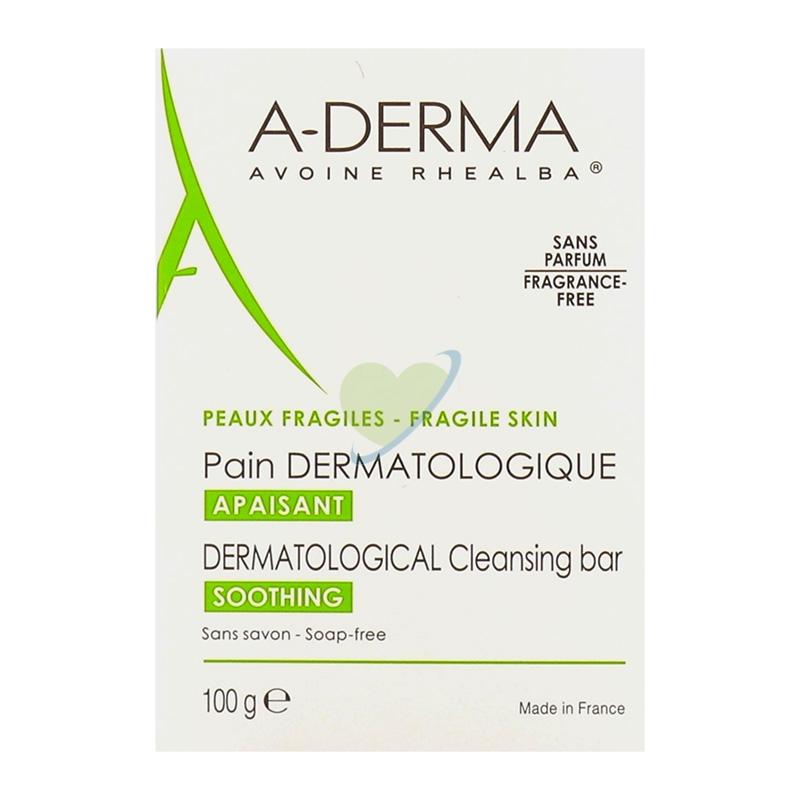 A-Derma Linea Les Indispensables Latte D'Avena Pane Dermatologico 100 g